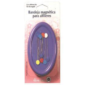 Alfiletero magnético