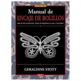 Manual encaje Bolillos