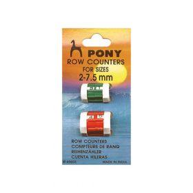 Cuenta pasadas Pony