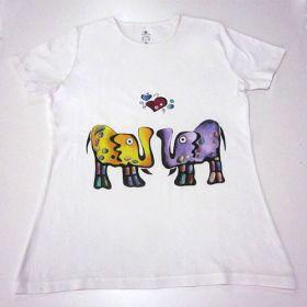 """Camiseta """"Elefantes"""""""