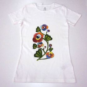 "Camiseta ""Ramos de flores"""