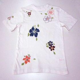 """Camiseta """"Flores"""""""