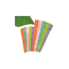 Agujas plástico