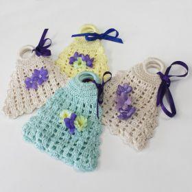 Bolsitas de Crochet