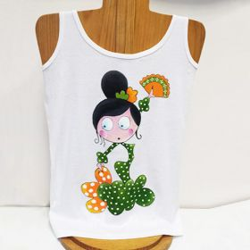 Camiseta Gitana