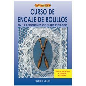Curso Encaje Bolillos