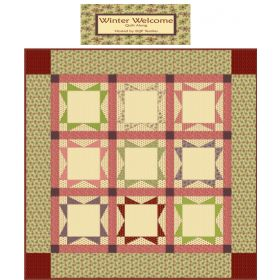 KIT TELAS PATCHWORK WINTER QAL