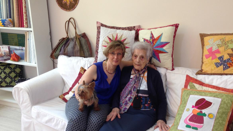 La visita de la abuela a QueSeCose