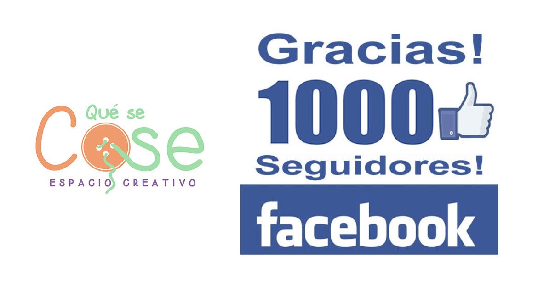 1.000 Gracias