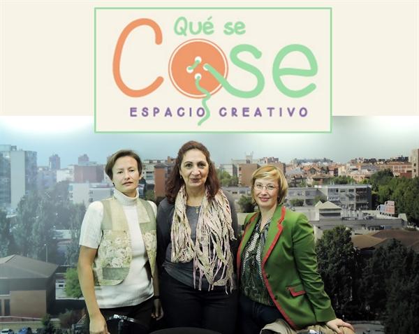 Entrevista al equipo QueSeCose en SomosRadio [PodCast]