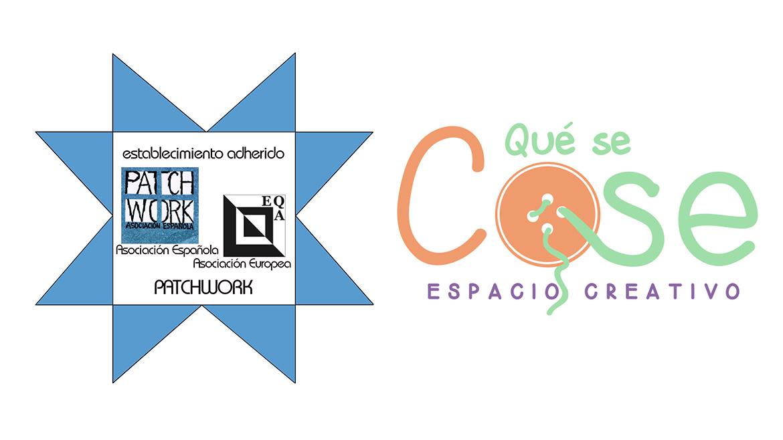 QueSeCose, miembro de la Asociación Española del Patchwork