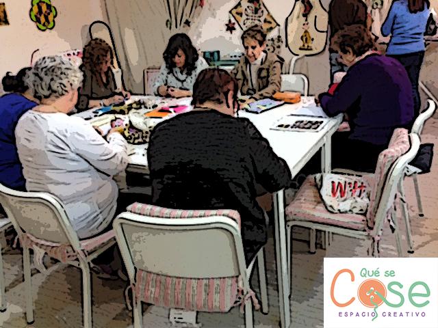 Trabajos terminados en QueSeCose: Patchwork, Punto y Ganchillo