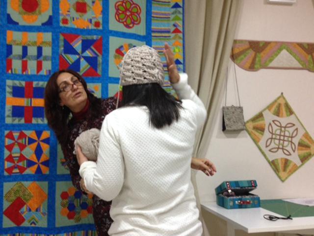 Nuevos trabajos de Punto y Crochet en QueSeCose
