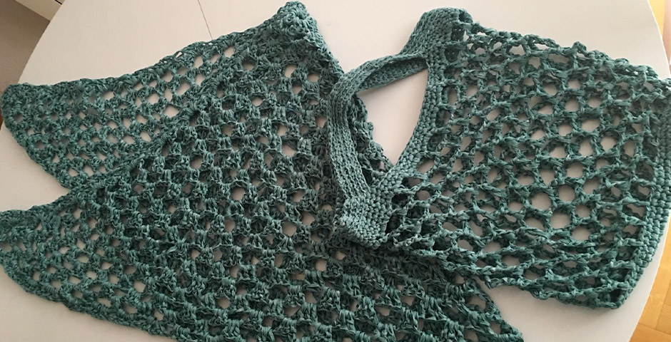 Aprende este verano a realizar tu Chal de Crochet con QueSeCose