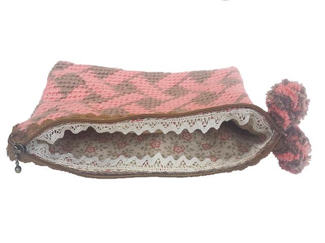 Monografico cartera de crochet en QueSeCose