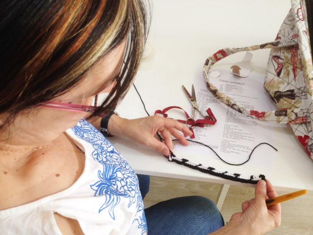 Monográfico Bolso Wayuu en QueSeCose
