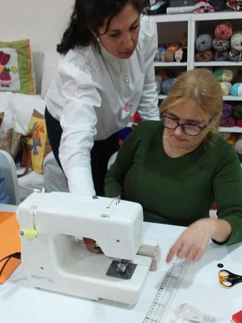 Monografico Costura a Maquina en QueSeCose