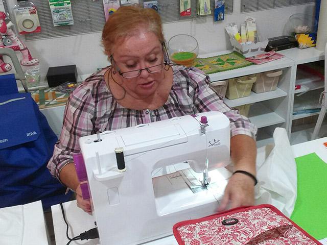 Monografico de Costura a Maquina en QueSeCose