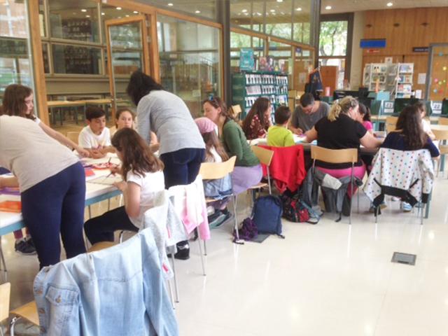 Talller de Cartonaje para Niños en Biblioteca Fernando de los Rios