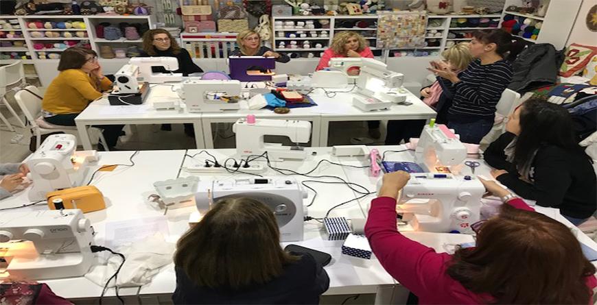 """Nuevo Monografico """"Aprende a coser a máquina en QueSeCose"""""""